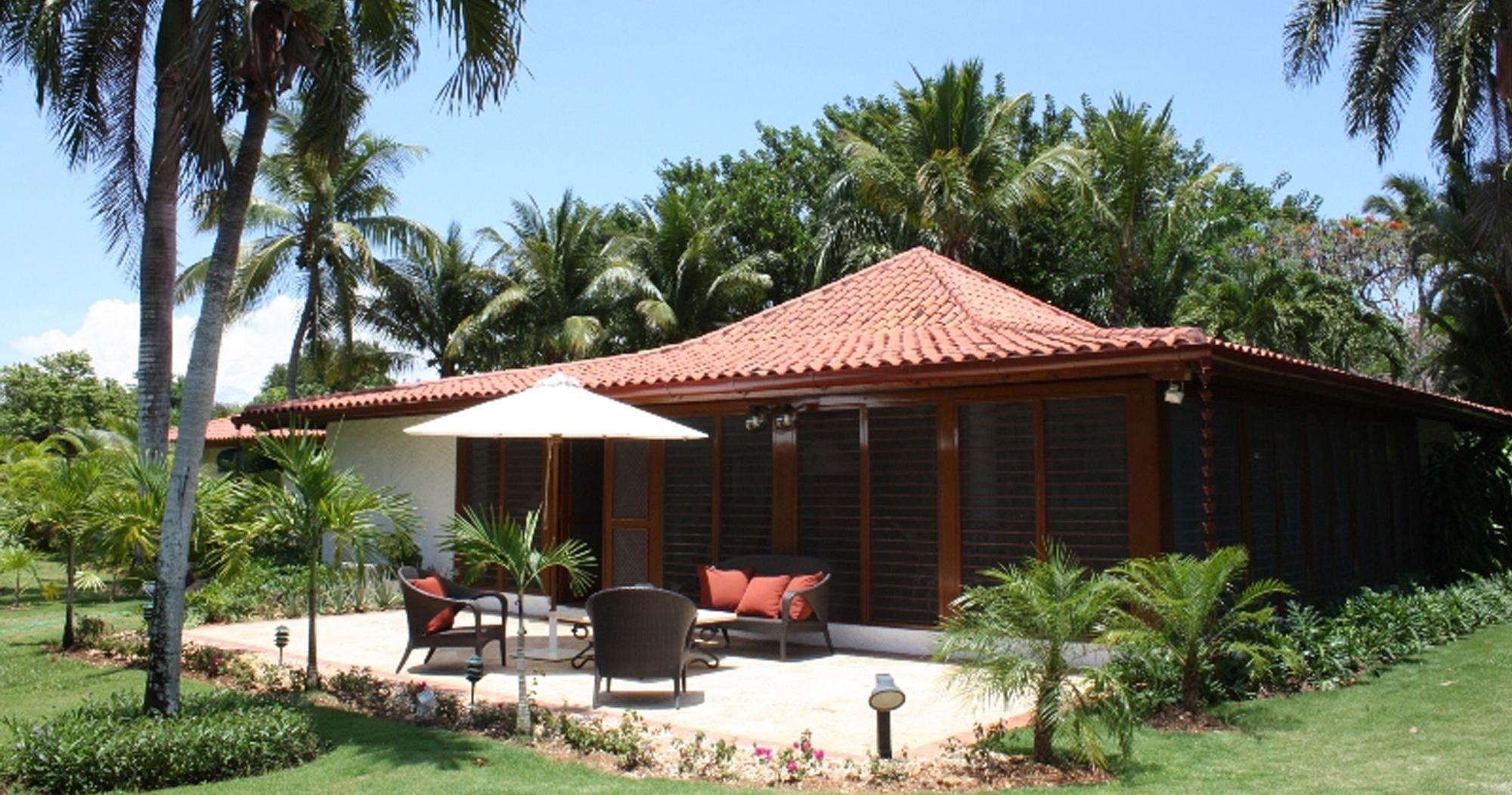 Casa de campo golf villa lilly real estate tropical for Casa de campo villas